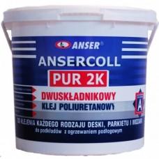 Ansercoll Pur 2K двухкомпонентный полиуретановый клей  6,21 кг