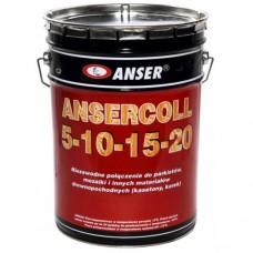 Ansercoll Клей паркетный каучуковый 23 кг