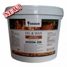 Oxidom-300 Масло воск Универсальное 3л
