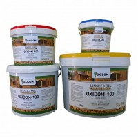 Oxidom-100 Льняное масло с пчелиным воском Универсальное 10л