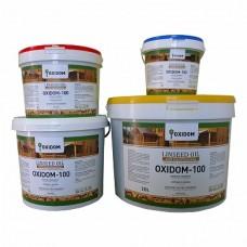 Oxidom-100 Льняное масло с пчелиным воском Универсальное 1л