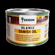Oxidom Danish oil Масло универсальное 0,5л