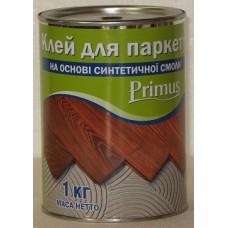 Primus Клей паркетный на основе синтетической смолы Прімус 1 кг