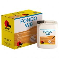 Adesiv Fondo WB однокомпонентный акриловый грунт 5л
