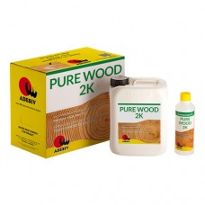 Adesiv Pure Wood 2K полиуретановый лак паркетный двухкомпонентный