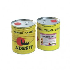 Adesiv Primer PA 400 Гидропароизоляционная грунтовка по бетону, стяжке