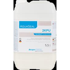 Berger Aqua-Seal 2K-PU (Бергер Аква Сил 2к) лак паркетный мат 5,5 л