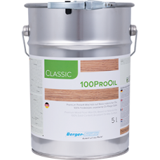 Berger Classic 100ProOil  масло с воском