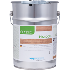 Berger Classic HardOil  масло с твердым воском