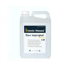 Bionic BASE IMPREGNAT 1:10  Водный транспортный антисептик-концентрат для древесины 5л
