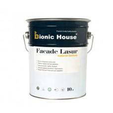 Bionic Fasade Lasur Краска для дерева на основе масла 10л