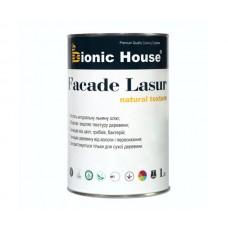 Bionic Fasade Lasur Краска для дерева на основе масла 1л