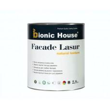 Bionic Fasade Lasur Краска для дерева на основе масла 2.8л