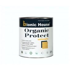 Bionic ORGANIC PROTECT грунтовочный антисептик с льняным маслом 1л