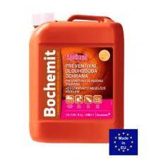 Bochemit Optimal Невымываемый высокоустойчивый антисептик бесцветный 5кг