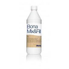Bona Mix & Fill (Бона микс фил) шпатлевка паркетная 1 л
