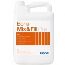 Bona Mix & Fill Plus (Бона микс фил плюс) шпатлевка паркетная