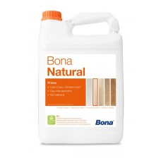 Bona Natural Primer (Бона натурал) грунтовочный лак 5л