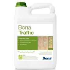 Bona Traffic (Бона Траффик) лак паркетный 2К полумат 5л