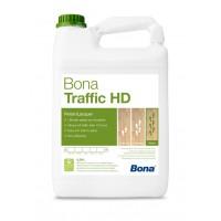 Bona Traffic HD (Бона Траффик) лак паркетный 2К мат 5л