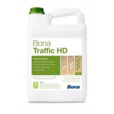 Bona Traffic HD (Бона Траффик) лак паркетный 2К полумат 5л
