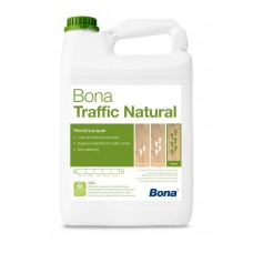 Bona Traffic Natural (Бона Траффик) лак паркетный 2К мат 5л