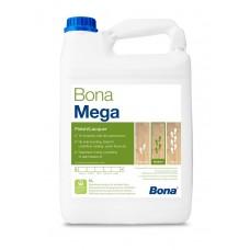 Bona Mega (Бона Мега) лак паркетный мат 5л