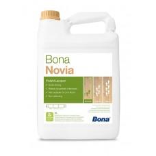 Bona Novia (Бона Новия) лак паркетный полумат 5л
