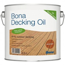 Bona Decking Oil (Бона Декинг оил) масло для террас 2,5л