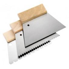 Bona шпатель для нанесения клея 1250G 180мм