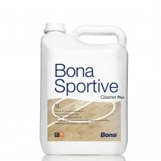 Bona Sportive Cleaner Plus Средство по уходу за спортивным лакированным полом 5л