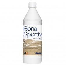 Bona Sportive Cleaner Plus Средство по уходу за спортивным лакированным полом 1л