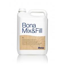 Bona Mix & Fill (Бона микс фил) шпатлевка паркетная 5 л