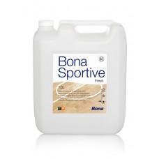 Bona Sportive Finish (Бона Спортиве финиш) лак 2К матовый спортивная система 10л