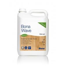 Bona Wave (Бона Вэйв) Лак паркетный 2К мат 5л