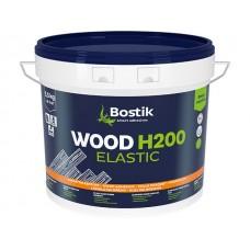 Bostik wood H200 клей паркетный ms полимерный 21кг