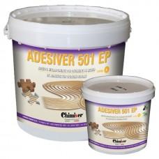 Chimiver Adesiver 501 EP 2K эпоксидно-полиуретановый паркетный клей 5 кг