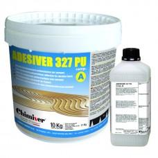 Chimiver Adesiver 327 PU 2K полиуретановый паркетный клей 11 кг
