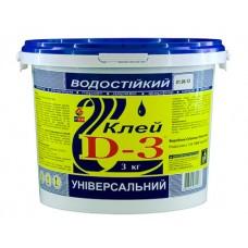 """Ирком Клей ПВА D-3 """"Finndisp"""" 3кг"""
