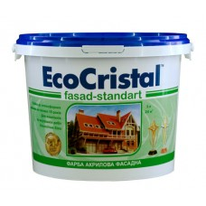 Ирком IP-131 (ИР-131) Фасадная краска EcoCristal Стандарт 3л