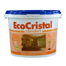 Ирком IP-231 (ИР-231) Интерьерная краска  EcoCristal Стандарт  3л