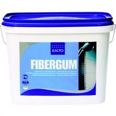 Kiilto Fibergum однокомпонентная мастика, гидроизоляция