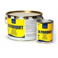Kiilto 2K Parquet Двухкомпонентный полиуретановый клей 5.55 кг