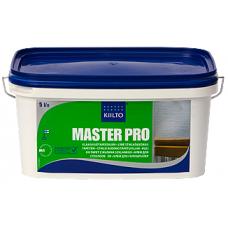 Kiilto Master Pro клей для обоев на флизелиновой основе 1л