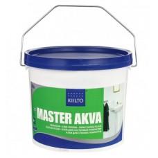 Kiilto Master Akva клей для бумажных, структурных и виниловых обоев 1л