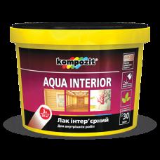 Kompozit Aqua Interior Лак интерьерный полуматовый 1л