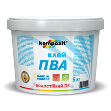 Kompozit Клей ПВА D3 5kg