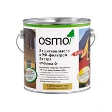 Osmo UV-Schutz-Ol 420 Защитное масло с УФ-фильтром