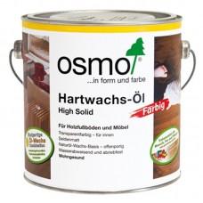 Osmo Hartwachs-Ol Farbig Цветное масло с твердым воском