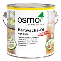 Osmo Hartwachs-Ol Original масло с твердым воском АКЦИЯ (3032, 3062) 3л